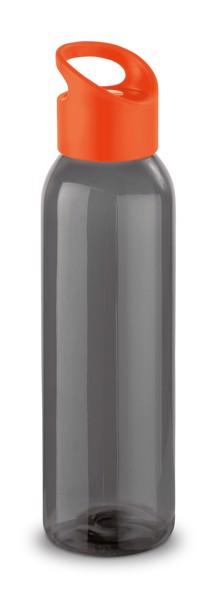 PORTIS. Sports bottle 600 ml - Orange