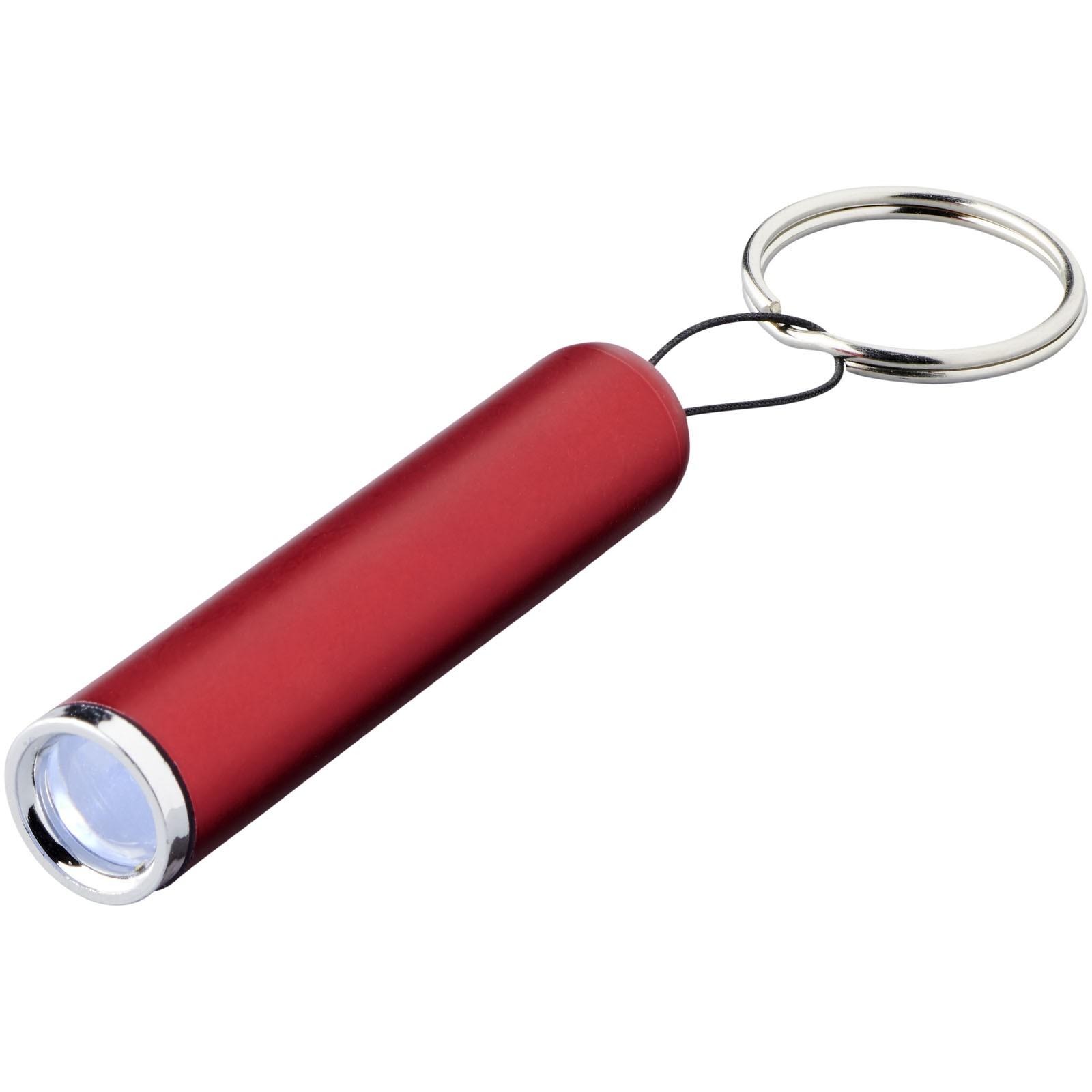 Pull Tastenleuchte mit aufleuchtendem Logo - Rot