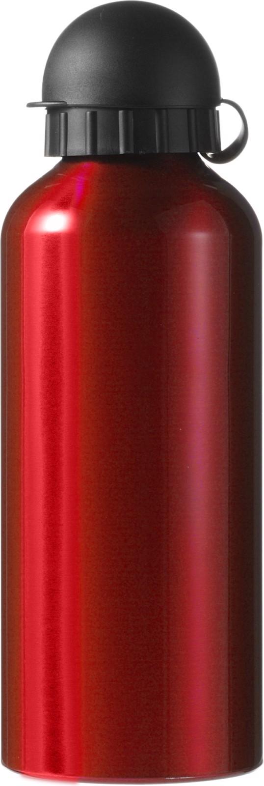 Aluminium bottle - Red