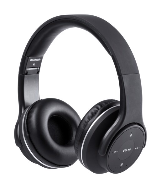 Bluetooth Headphones Milcof - Black