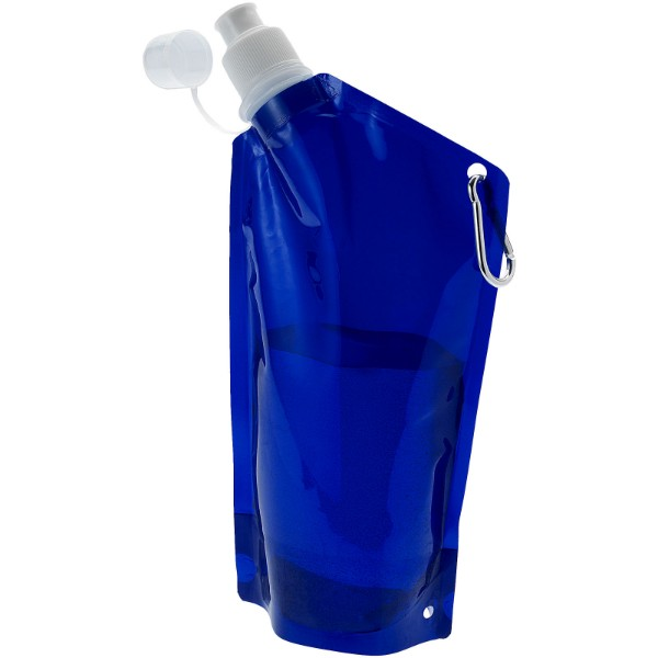 Nápojový sáček Cabo - Transparentní modrá