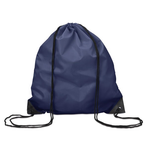 Drawstring backpack Shoop - Blue