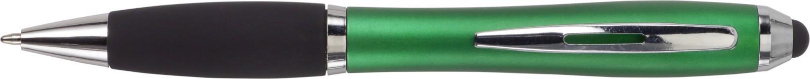 Kugelschreiber 'Bristol' aus Kunststoff - Green
