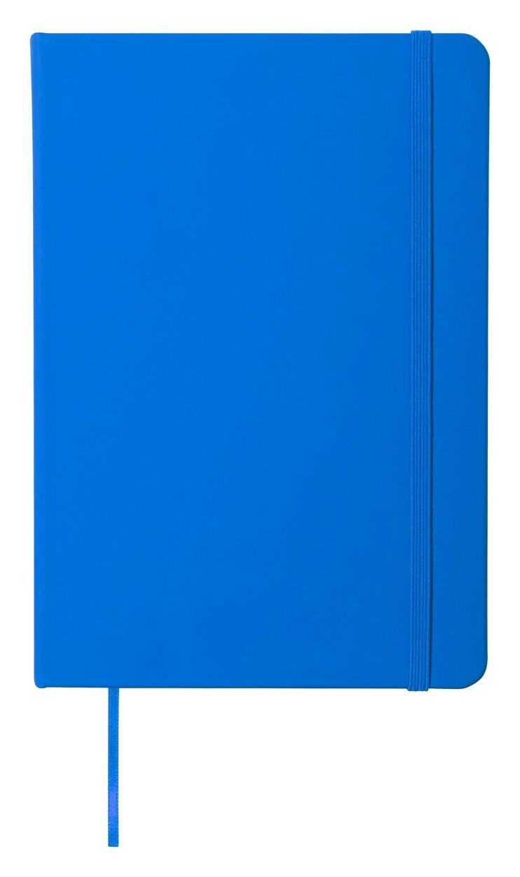 Antibacterial Notebook Kioto - Blue