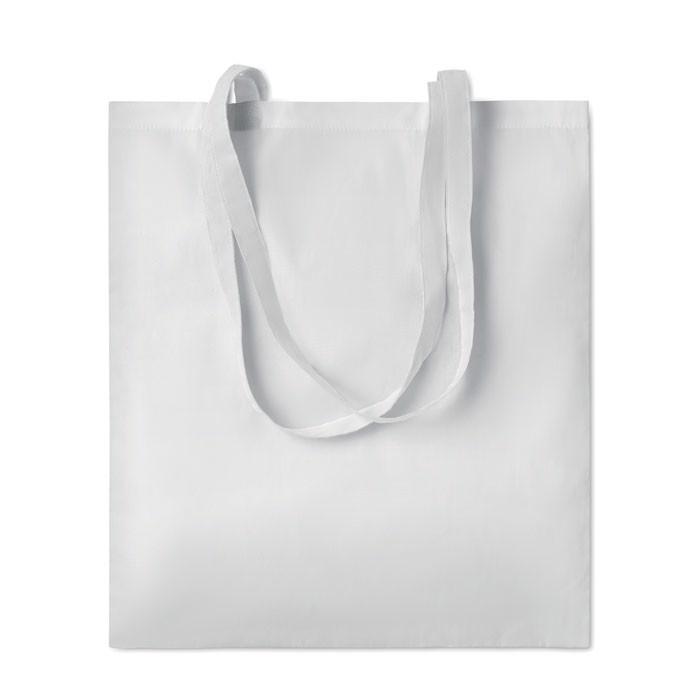 Torba na zakupy do sublimacji Sublim Cottonel - biały