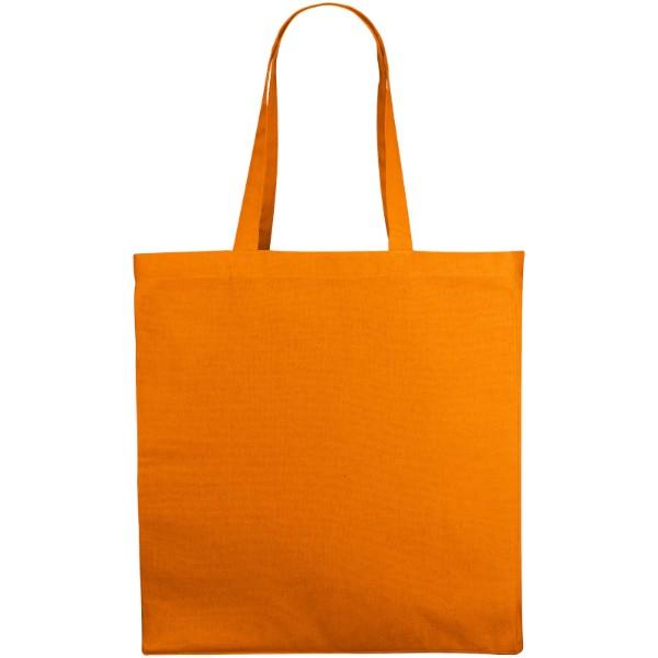 Odessa 220 g/m² cotton tote bag - Orange