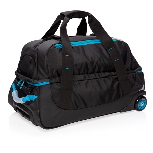 Střední cestovní taška na kolečkách