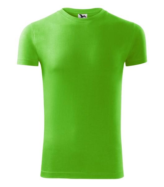 Tričko pánské Malfini Viper - Apple Green / S