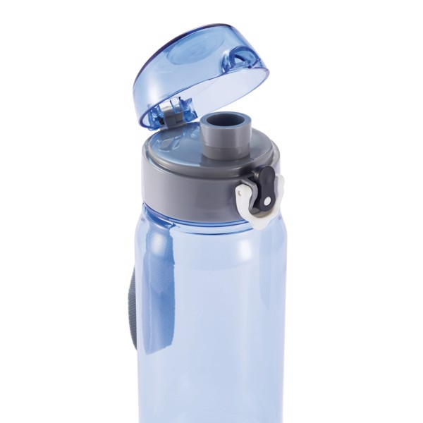 Tritanová lahev - Modrá / Šedá