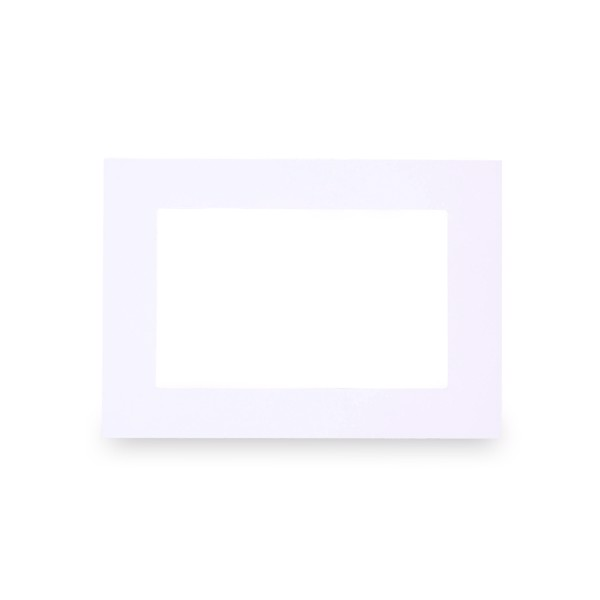 Photo Frame Magneto - White