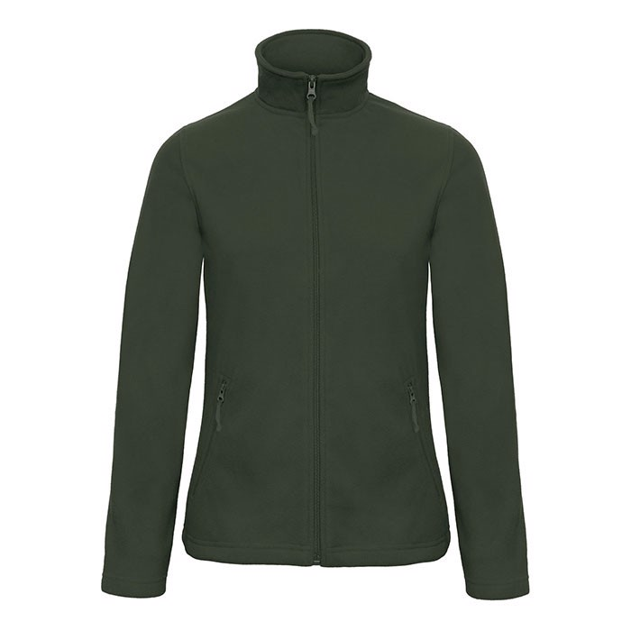 Ladies Polar Fleece 280 g/ Id.501 Women Microfleece Fwi51 - Forest Green / 3XL
