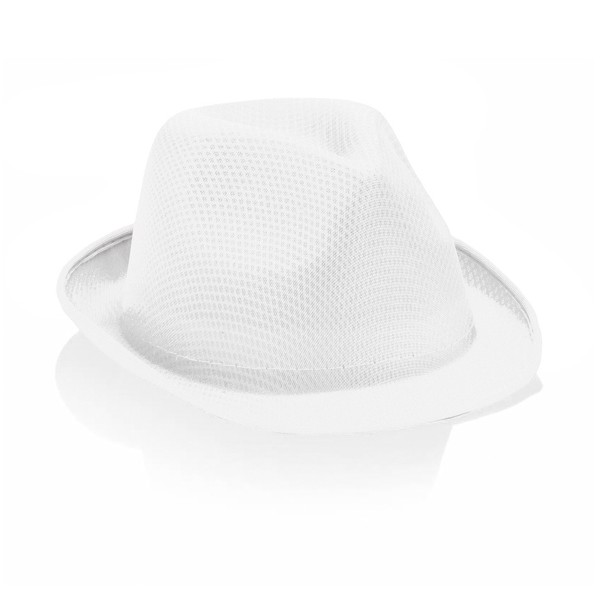 Hat Braz - White