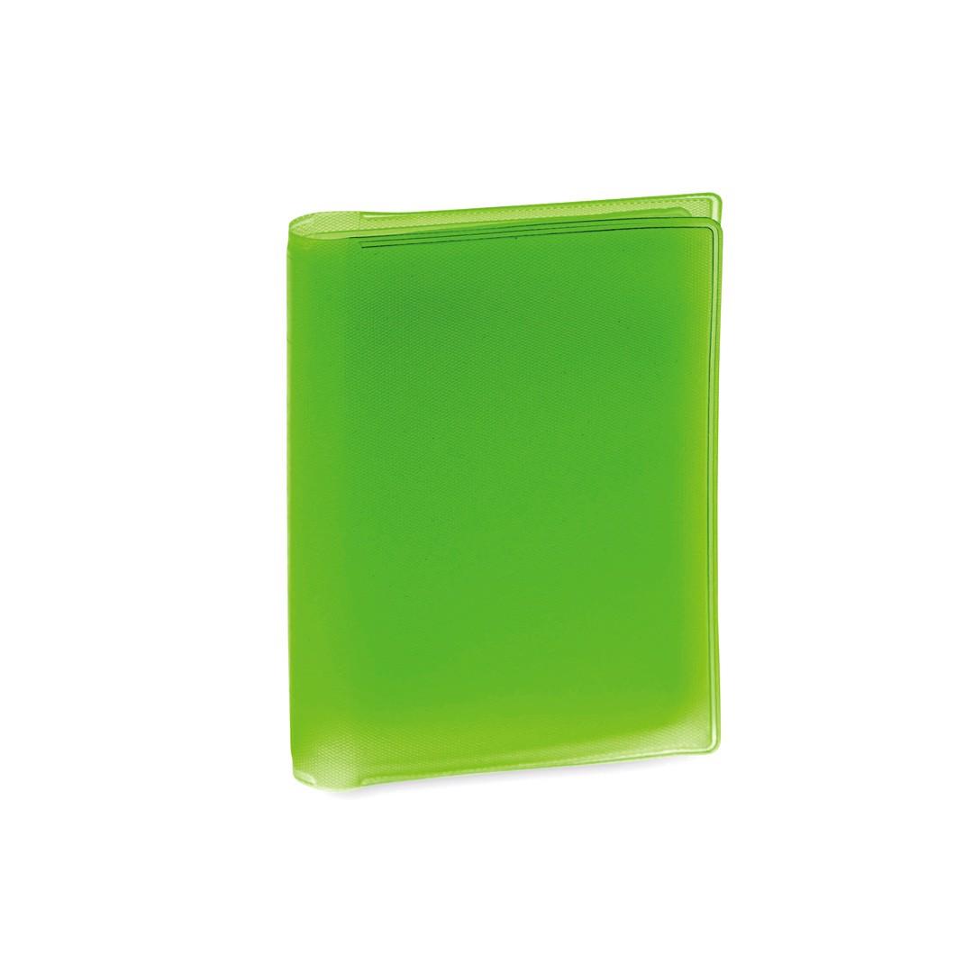Tarjetero Mitux - Verde