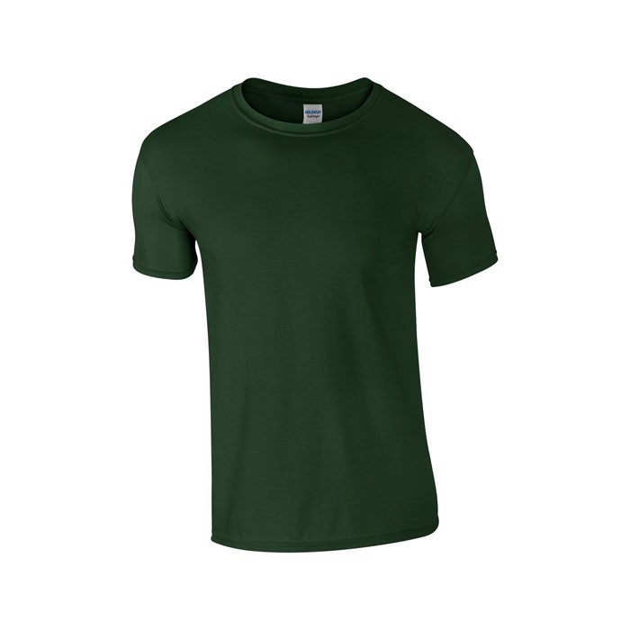 Ring Spun T-Shirt 150 g/m² Ring Spun T-Shirt 64000 - Forest Green / S