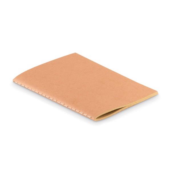 Carnet A6 couv en carton Mini Paper Book