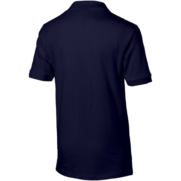 Forehand short sleeve men's polo - Navy / S