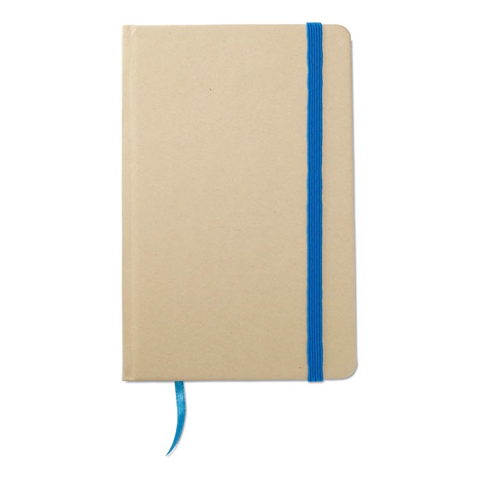 Recycled material notebook Evernote - Blue