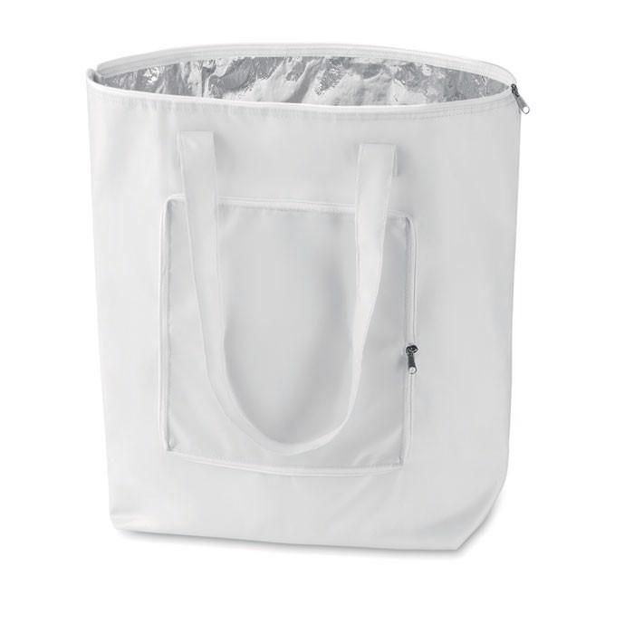 Składana torba chłodząca Plicool - biały