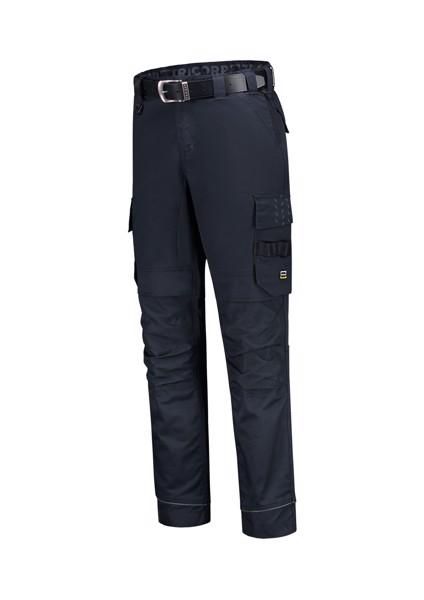 Pracovní kalhoty unisex Tricorp Work Pants Twill Cordura Stretch - Námořní Modrá / 44