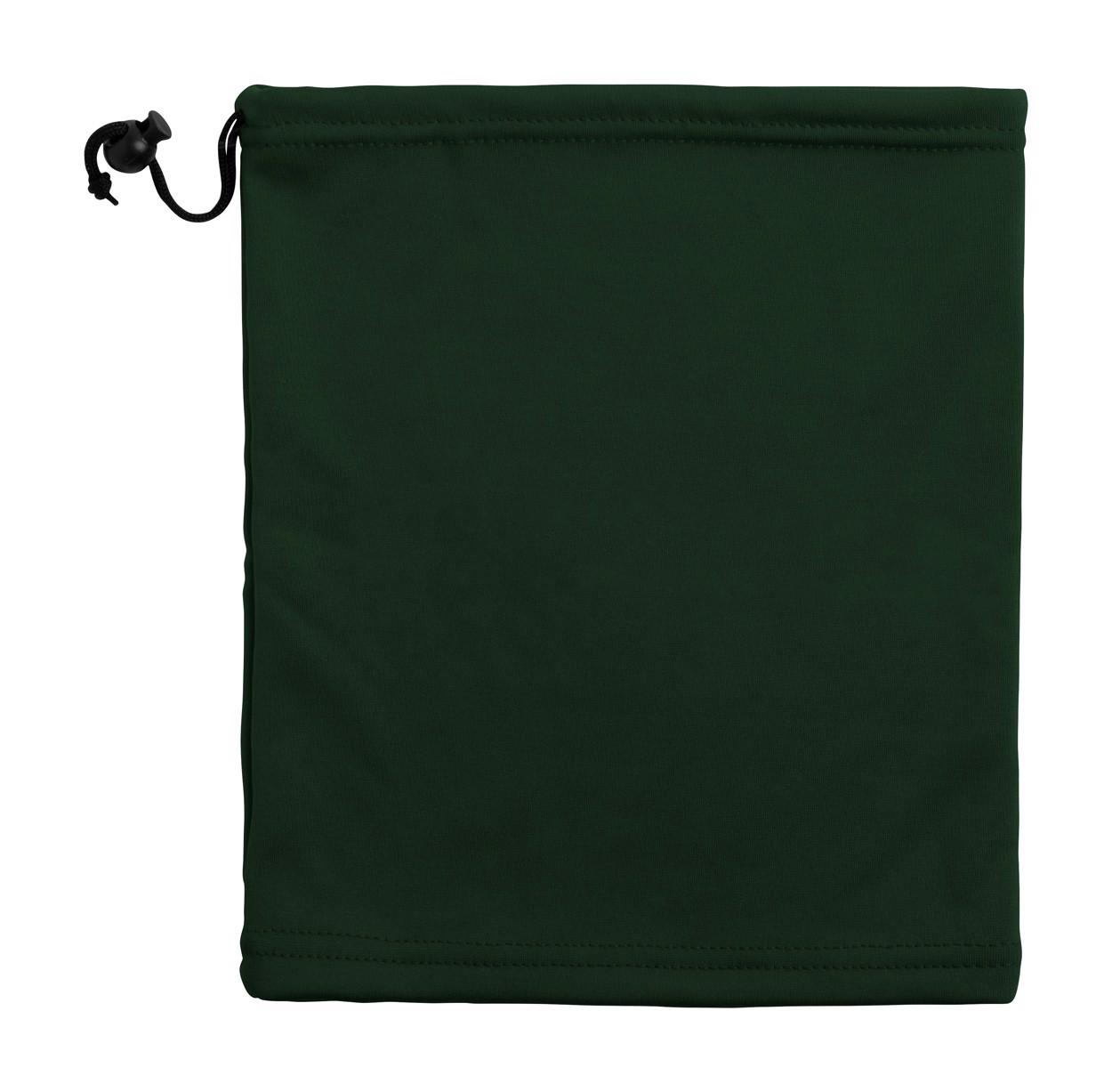 Nek Warmer Și Căciulă Ponkar - Verde Închis