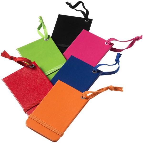 Tripz luggage tag - Orange