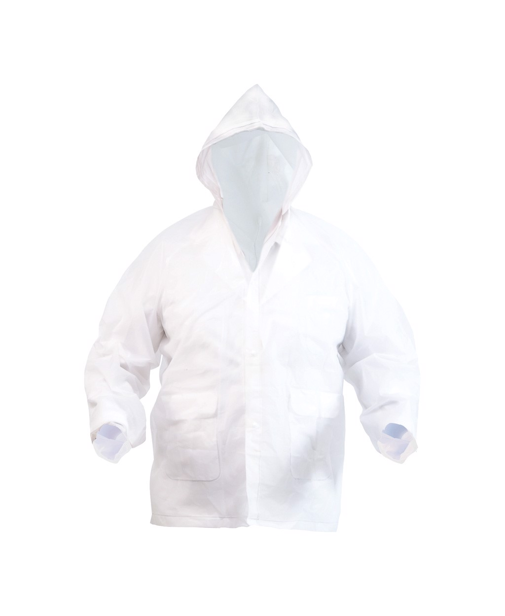 Pláštěnka Hydrus - Bílá