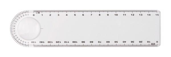 Pravítko Linear - Průhledná