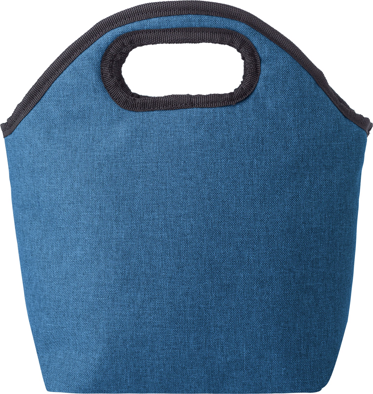 Polycanvas (600D) cooler bag - Light Blue