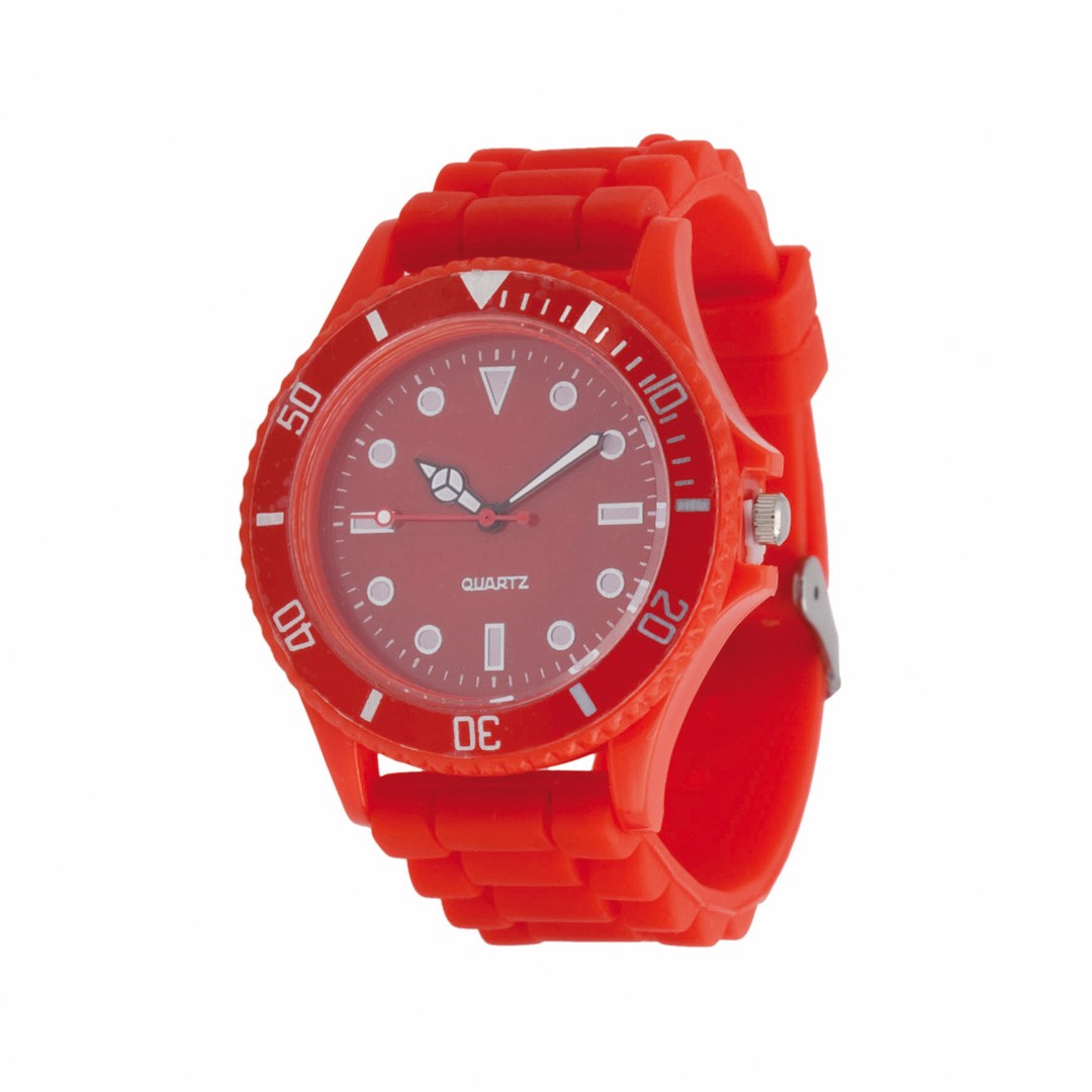 Reloj Fobex - Rojo