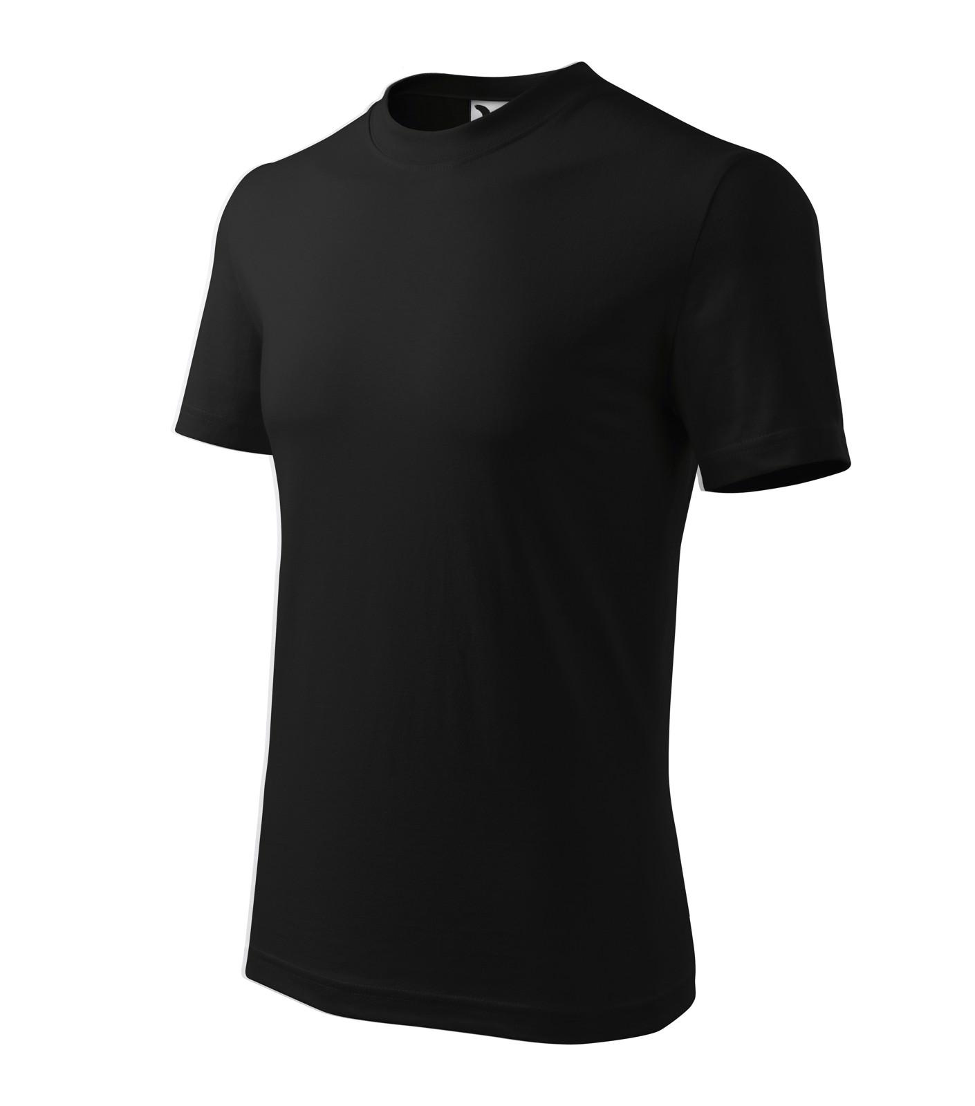 T-shirt unisex Malfini Heavy - Black / M