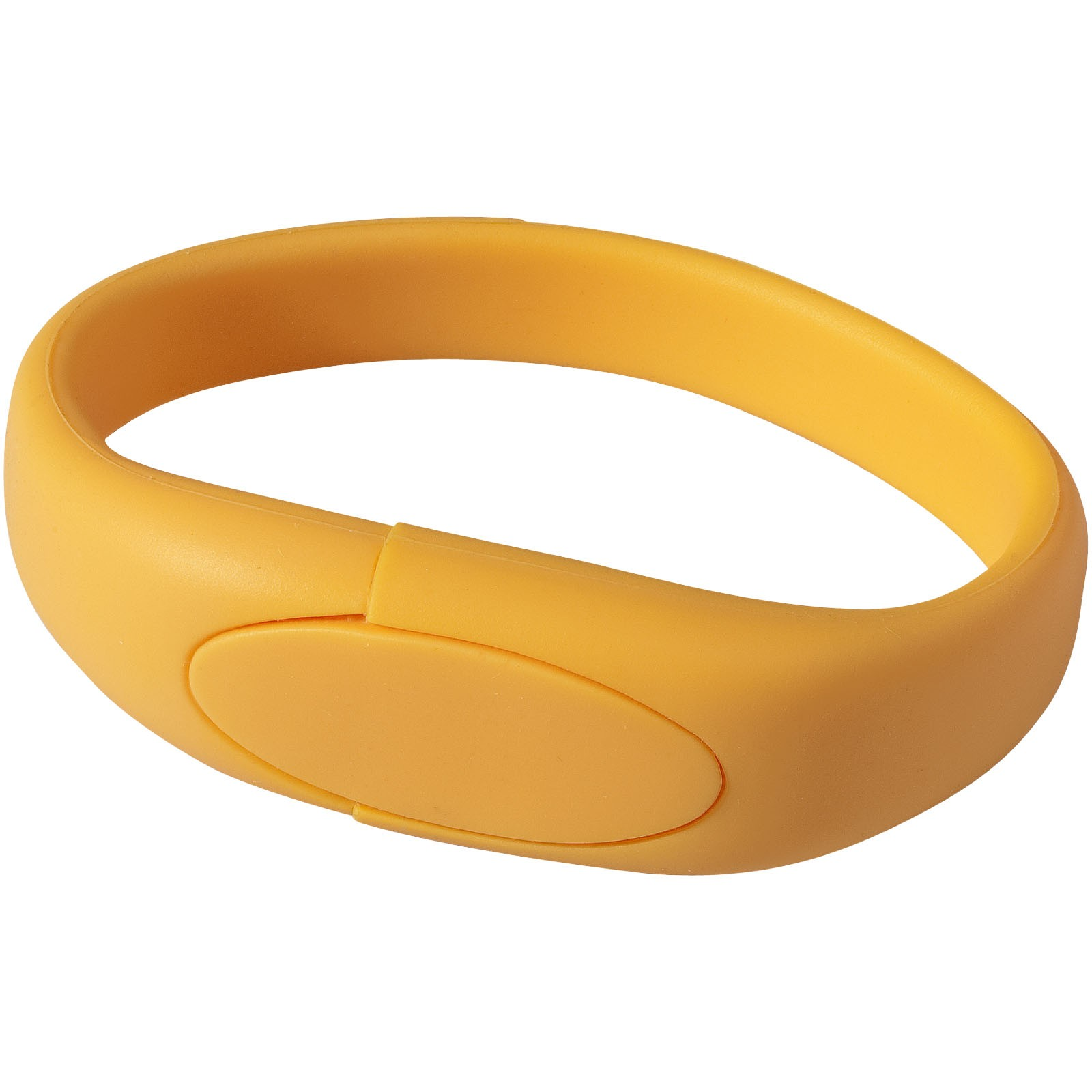 Bracelet USB-Stick - orange / 1GB