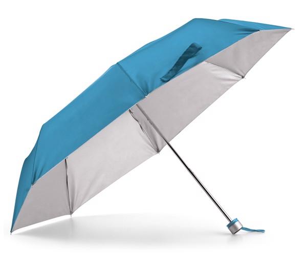 TIGOT. Συμπαγής ομπρέλα - Γαλάζιο