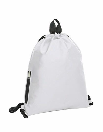 Drawstring Bag Join - White