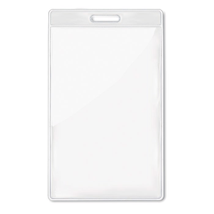 Transparentní placka Badgo