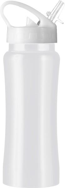 Stainless steel bottle - White