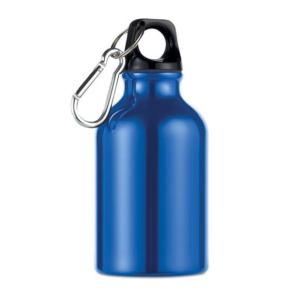 Aluminium bottle 300 ml Moss - Blue