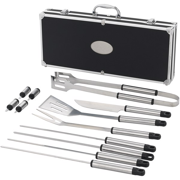 Suya 12-piece BBQ set