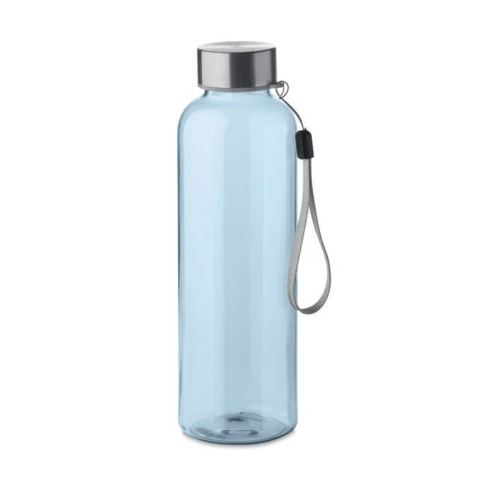 RPET bottle 500ml Utah Rpet - Transparent Light Blue
