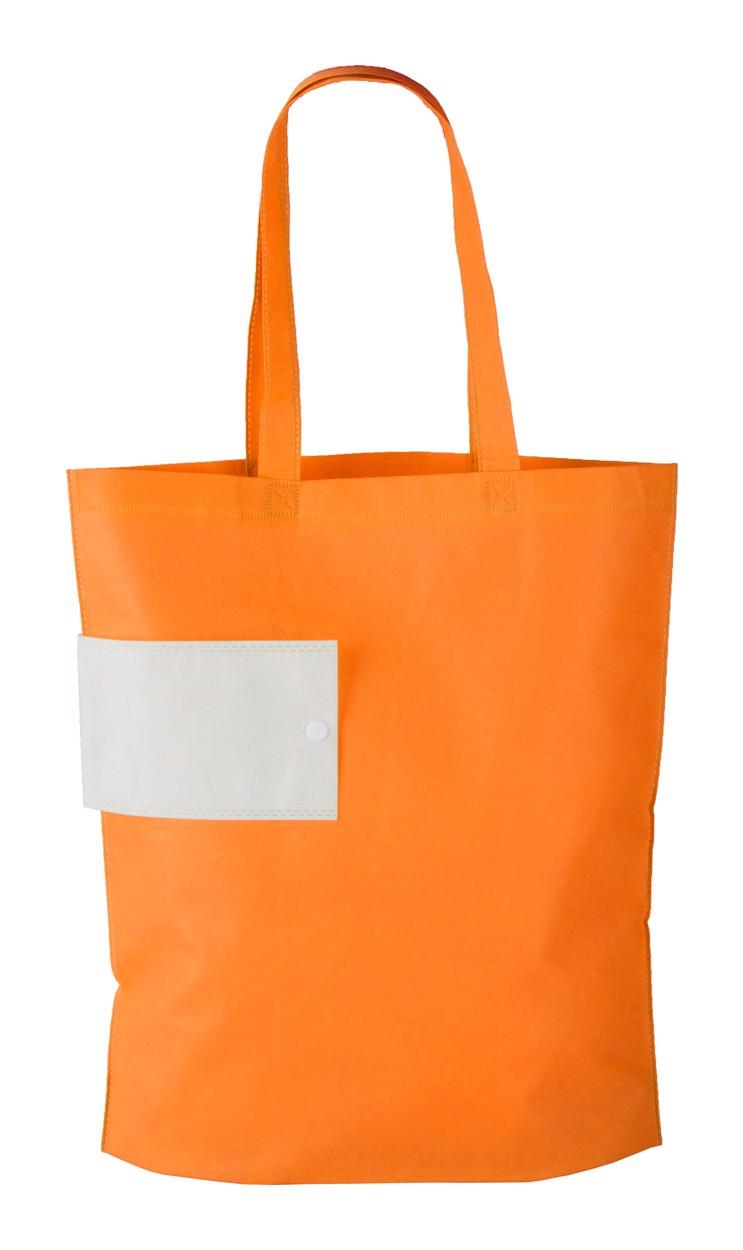 Foldable Shopping Bag Boqueria - Orange