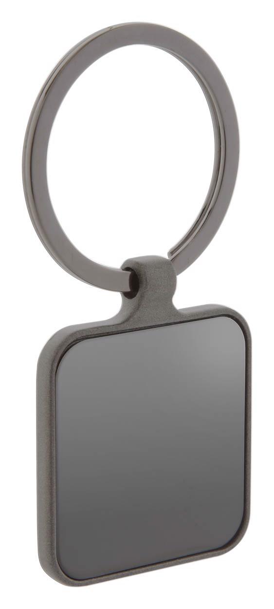 Přívěšek Na Klíče Wesson - Šedá