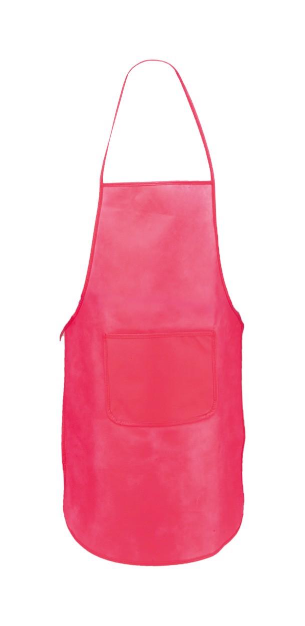 Kuchařská Zástěra Vanur - Růžová