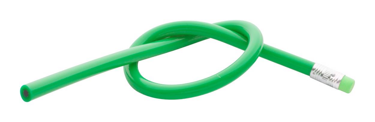 Ohebná Tužka Flexi - Zelená