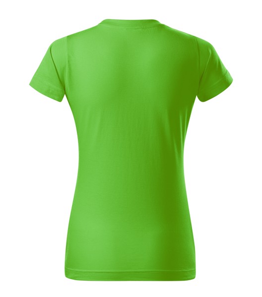 Tričko dámské Malfini Basic - Apple Green / 2XL