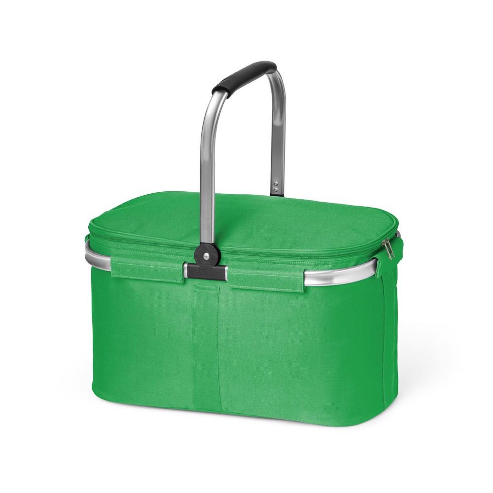 BASKIT. Picnic basket - Green