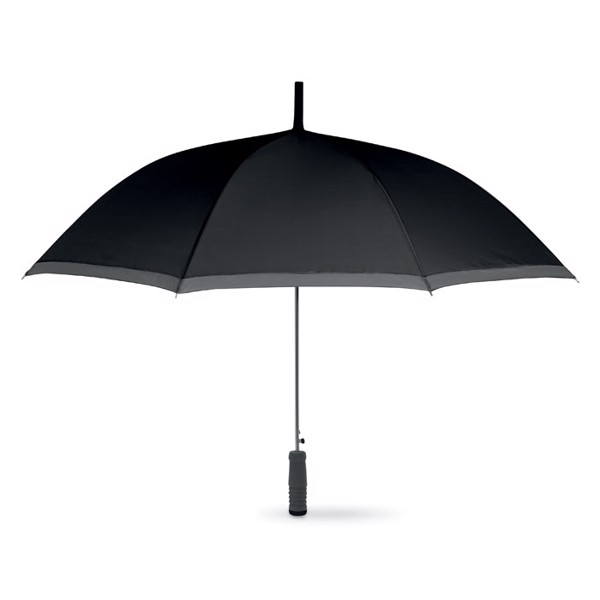 Umbrella with EVA handle Cardiff - Black