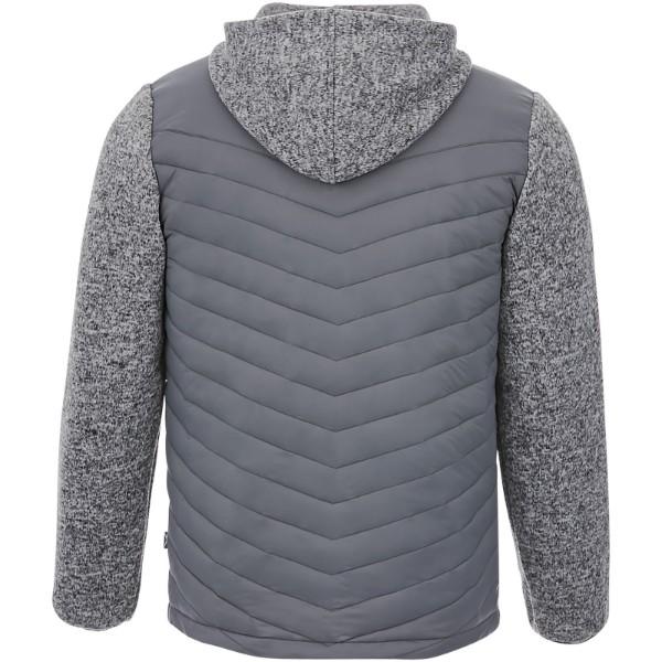 Hutch insulated hybrid jacket - Grey / S