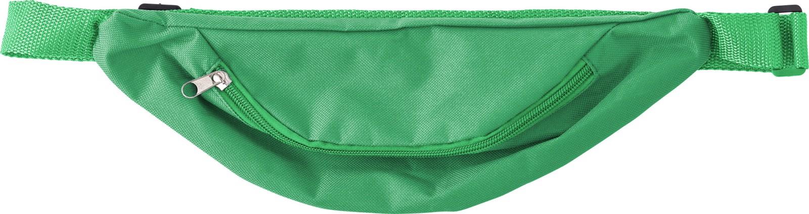Oxford fabric waist bag - Light Green