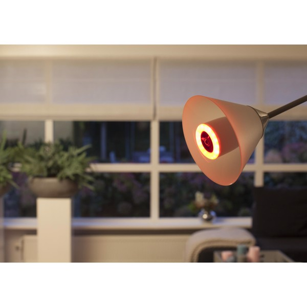 MusicLight lamp with speaker