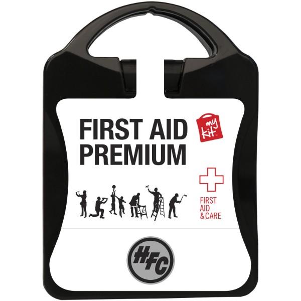 MyKit M First aid kit Premium - Solid Black