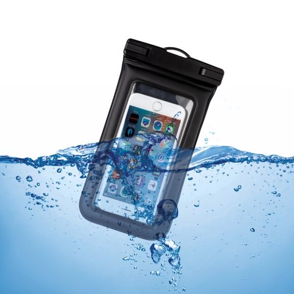 IPX8 vodotěsné plovoucí pouzdro na telefon